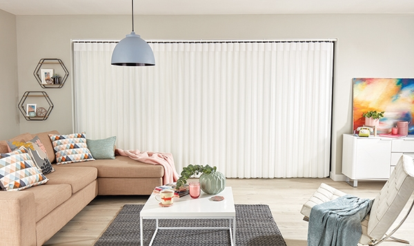 Allusion blinds by Louvolite