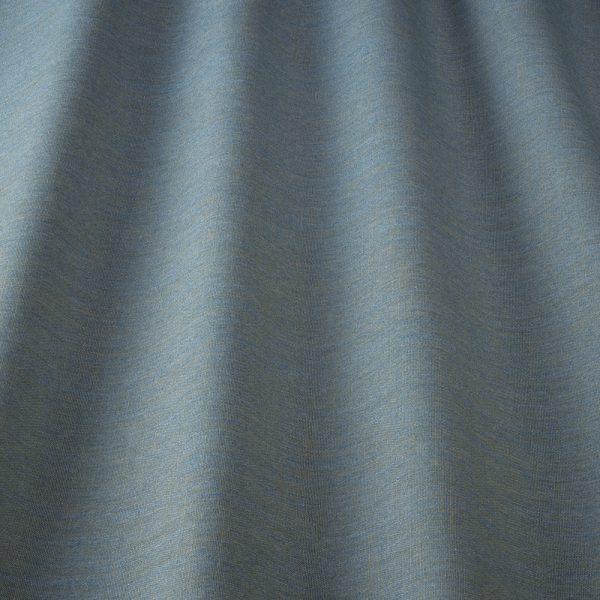Hessian seafoam wavy fabric by iLiv