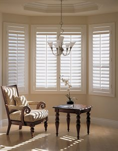 Plantation shutters from Norwich Sunblinds