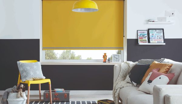 Blackout roller blind - Blinds Norfolk - Norwich Sunblinds