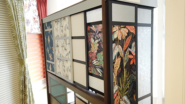 Shoji blinds look stunning in any room Handmade in the UK - Blinds Norfolk - Norwich Sunblinds