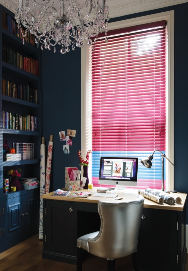 Decora venetian blinds, Timberlux