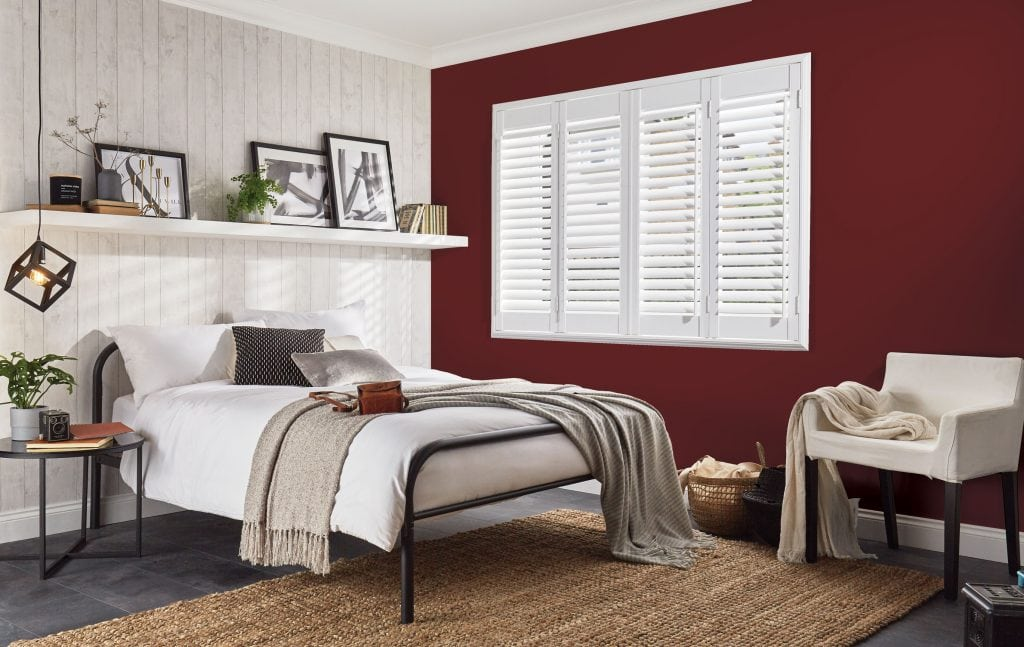 Put the Va Va Voom back into your rooom with these Urban Shutters