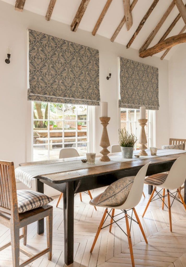 Be super stylish with shades of grey - Blinds Norfolk - Norwich Sunblinds