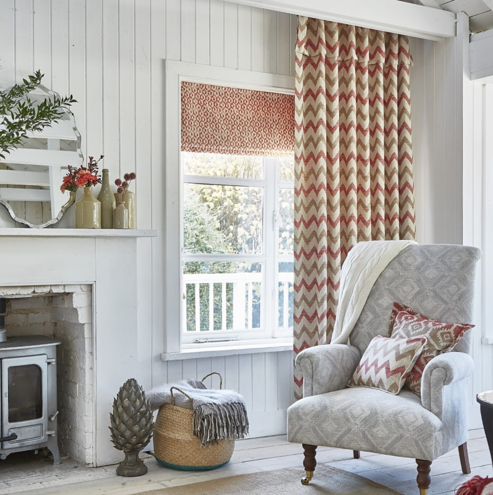 Al Fresco fabrics - Curtains Norfolk - Norwich Sunblinds